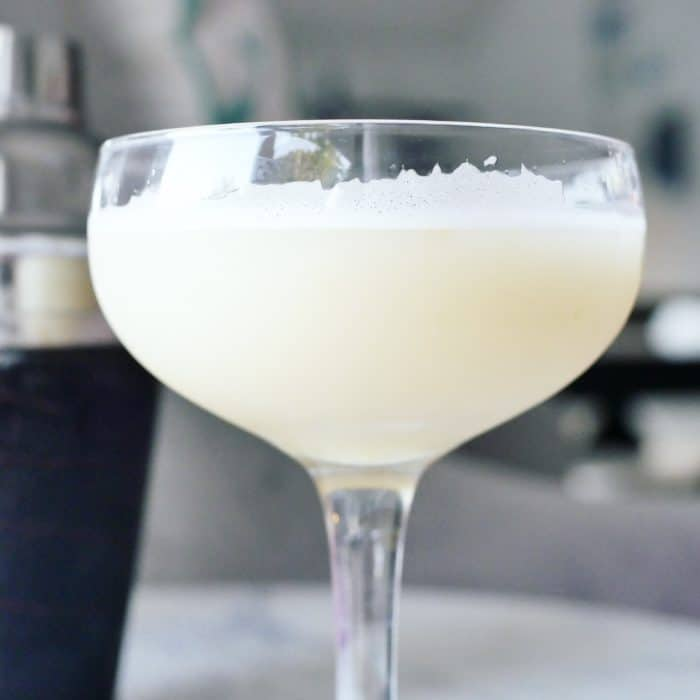Ginger Fizz Cocktail Recipe