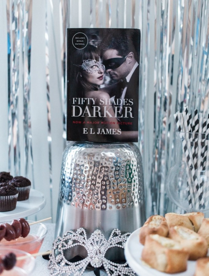 Fifty Shades Darker Masquerade Party