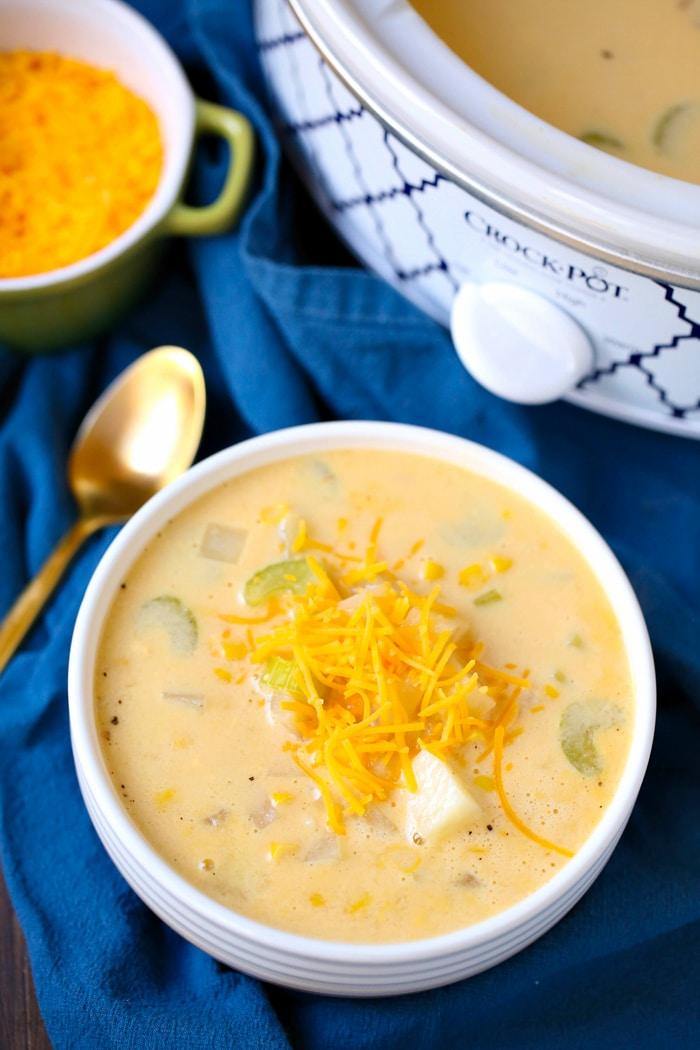 Best Potato Soup Recipe