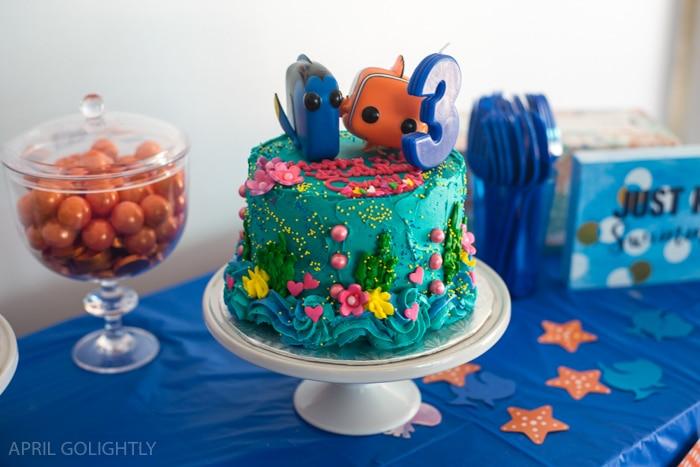 Dory Birthday Party Ideas