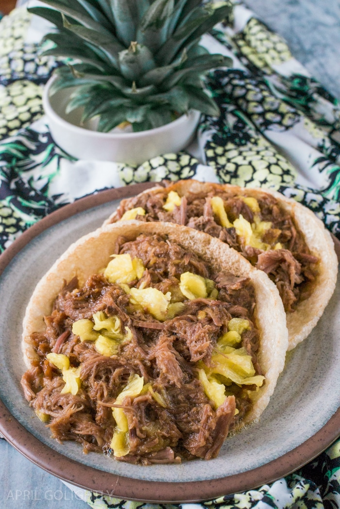 Instant Pot Pineapple Pulled Pork (5 of 9)