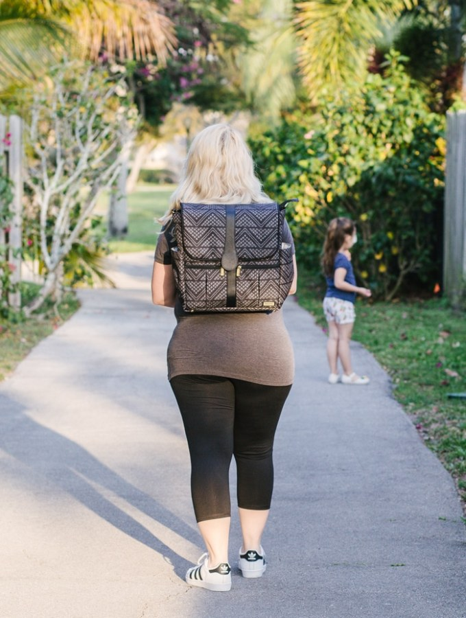 6 Reason to Love the JJ Cole Multitasking Backpack for Mom's On the Go