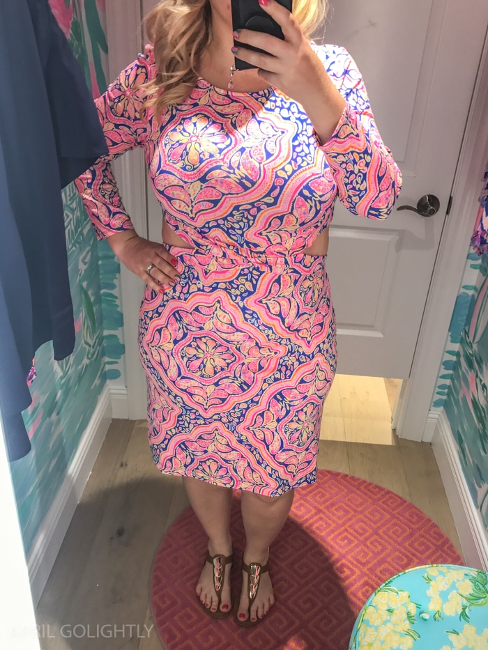 Can't Resist Lilly Pulitzer Dress