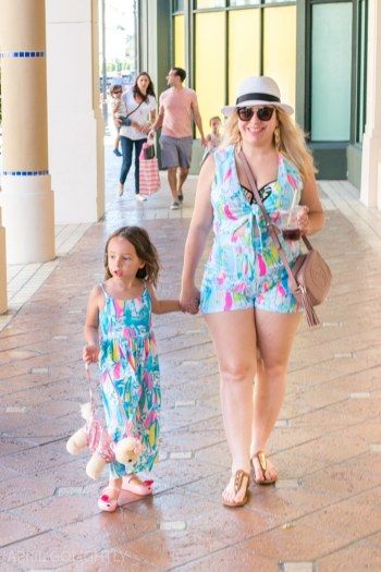 Lilly Pulitzer Matching Outfits