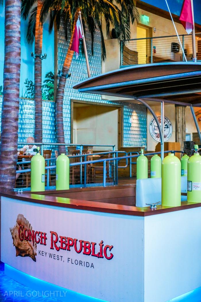 Margaritaville hollywood beach resort april golightly for Margaritaville hotel decor