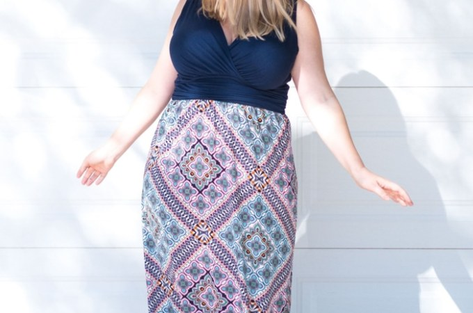 How to Wear a Maxi Dress if you are Short