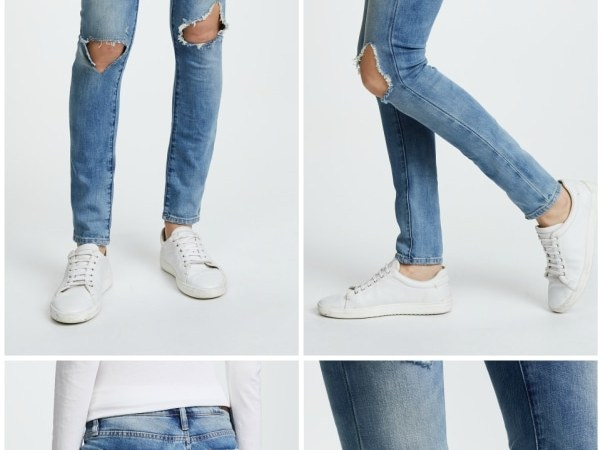 Best Jeans for Hourglass Figure