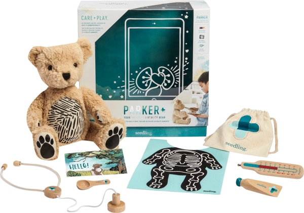 Seedling - Parker the Bear by Seedling