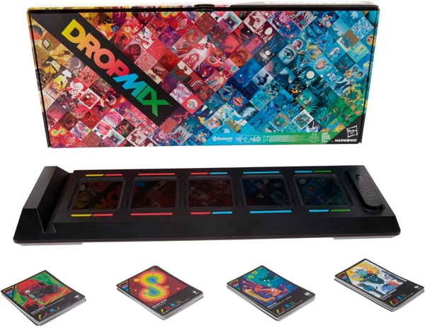 Hasbro - DropMix Music Gaming System