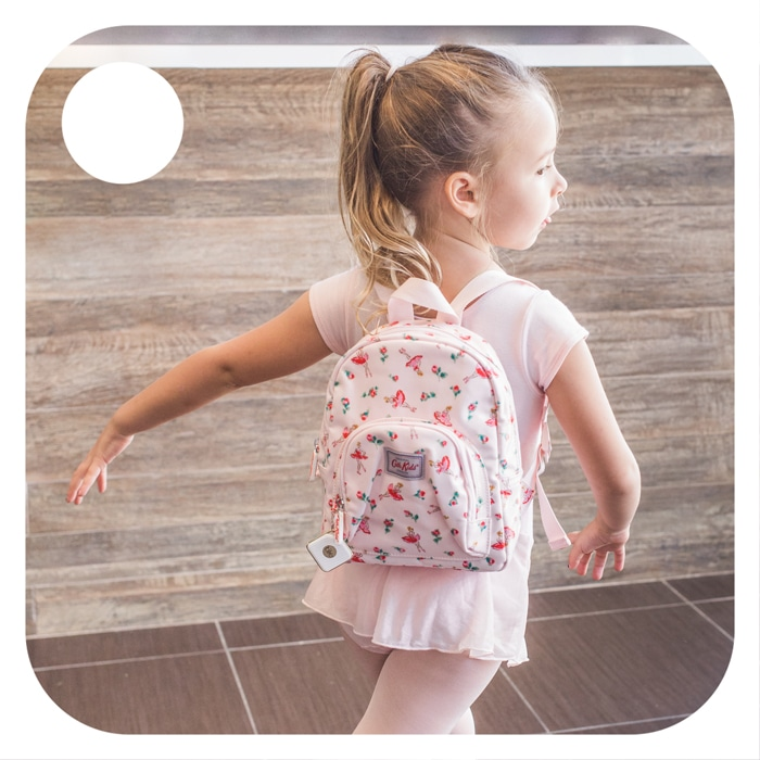 Tile Your Kids Backpack and Lunch Box