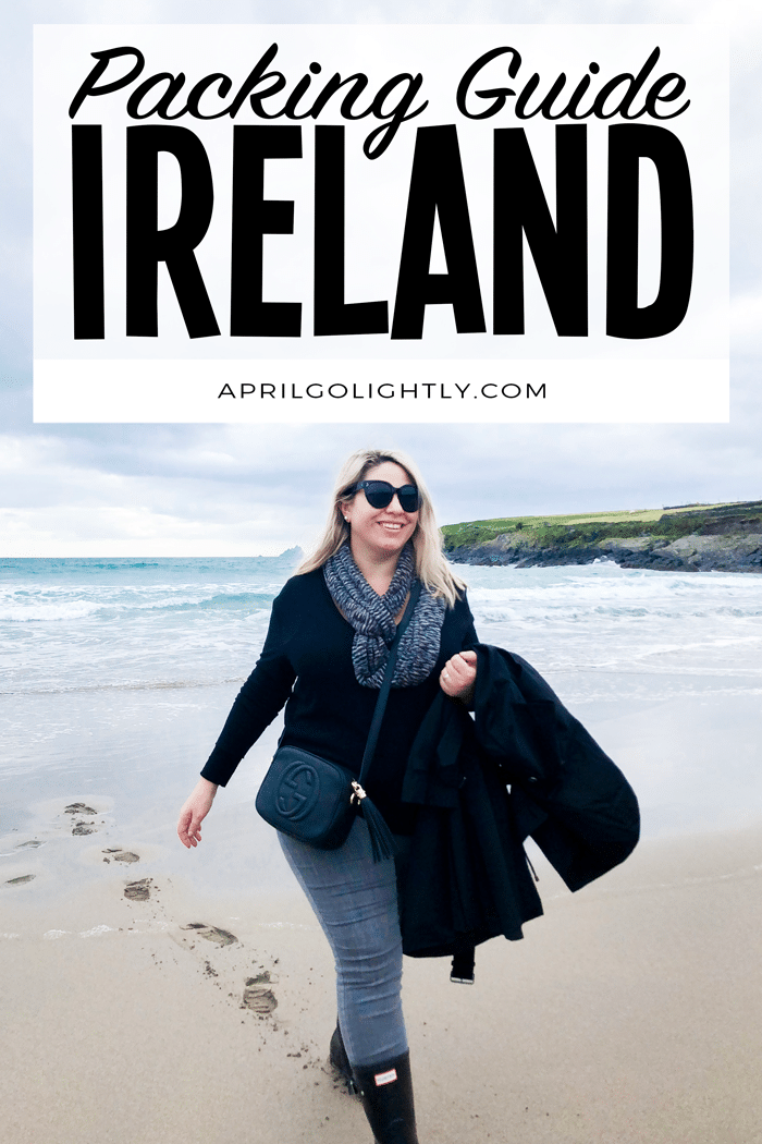 Ireland Packing List and Guide for help planning a trip to Ireland