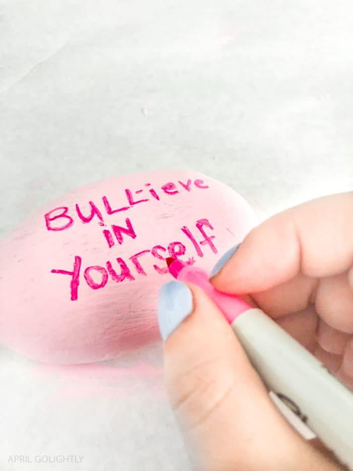 Bullieve in yourself