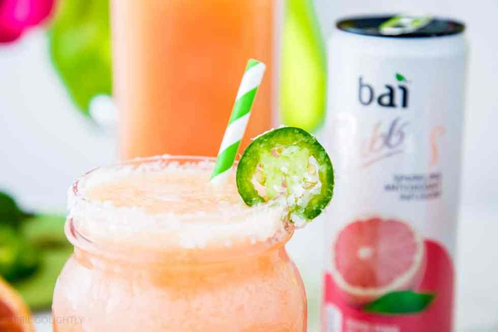 Bai Bubbles cocktail