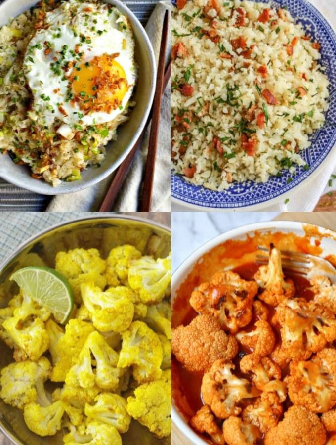 15 Low Carb Cauliflower Recipes