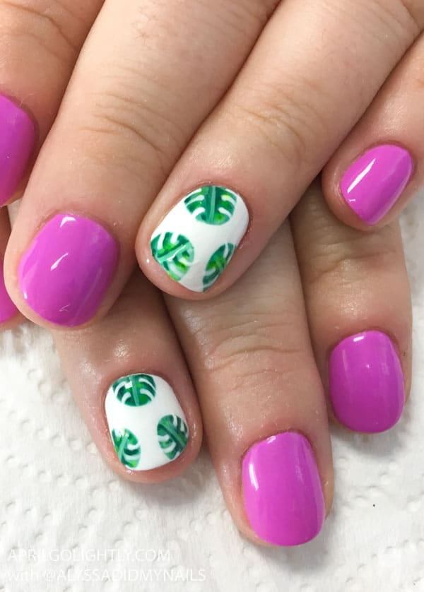30 Summer and Spring Nails Designs and Art Ideas