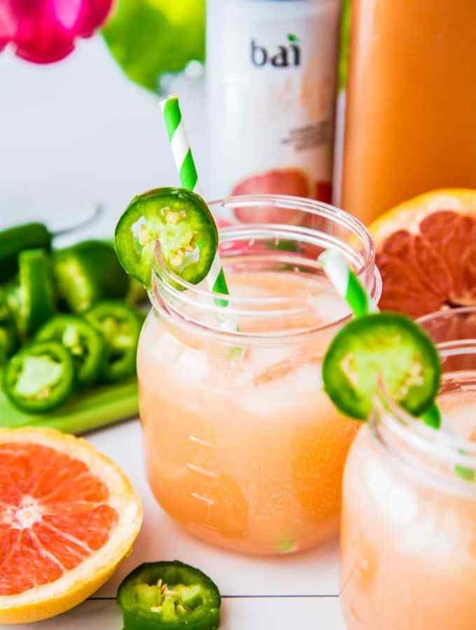 Sparkling Salty Dog Cocktail Recipe