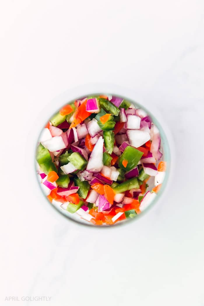 tomato salad dressing