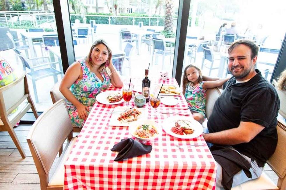 Italian Family Dinner Night Boca Raton