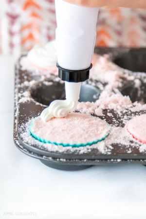 Cupcake Bath Bomb Icing