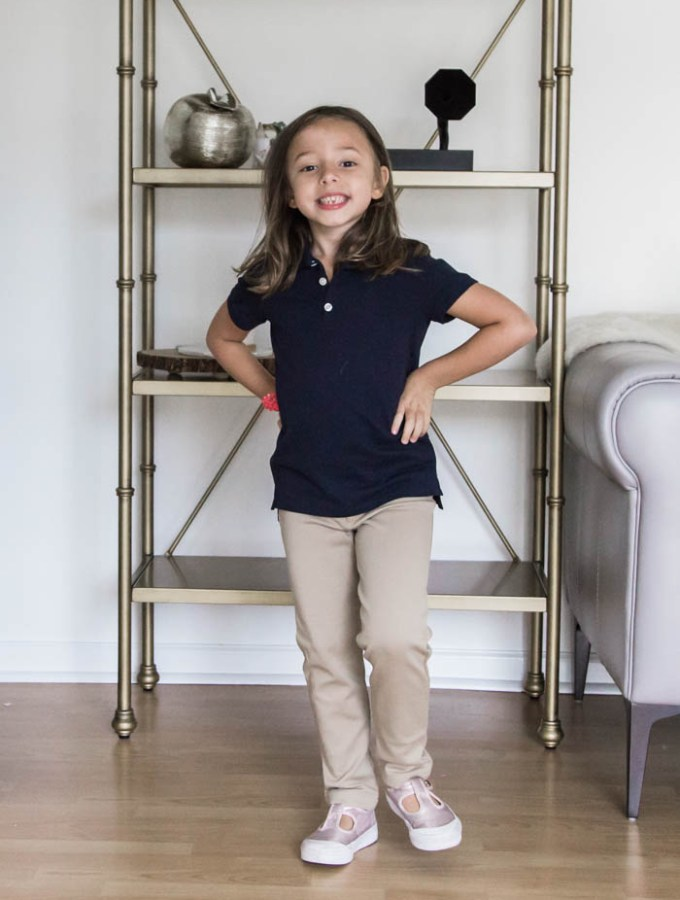 School Uniform Outfits for Kids