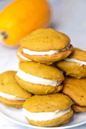 Pumpkin Woopie Pies Recipe Ingredients
