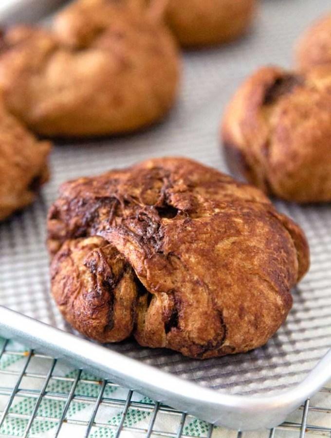 Chocolate Bun Recipe