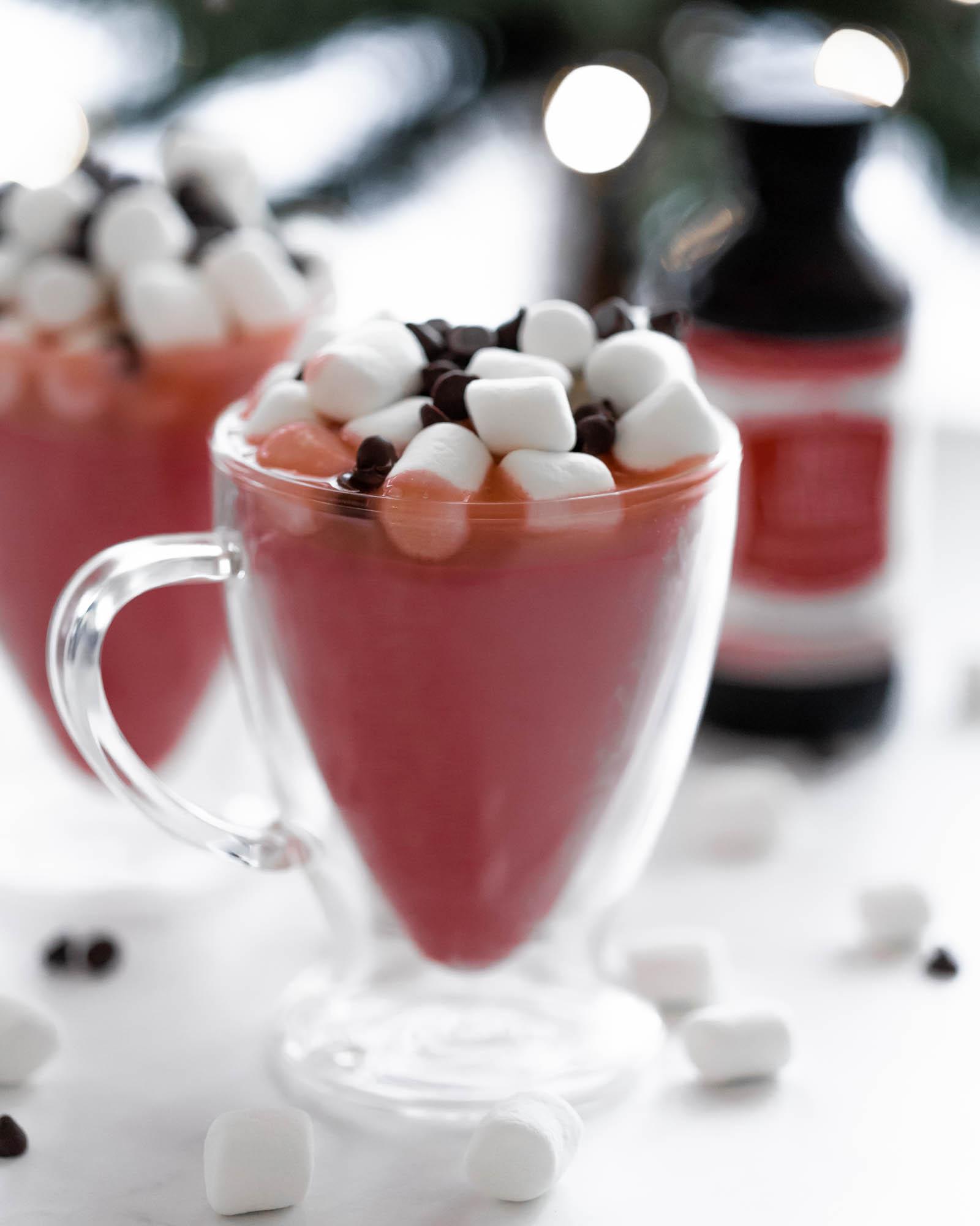 Crockpot Red Velvet Hot Chocolate