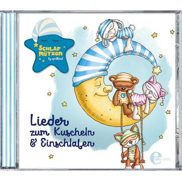 """Schlafmützen-CD """"Lieder zum Kuscheln & Einschlafen"""" - Jewel Case"""