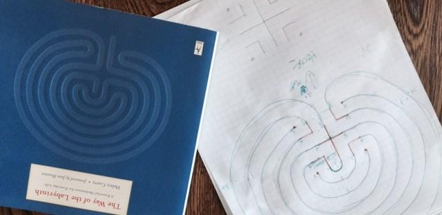 Planning the Labyrinth