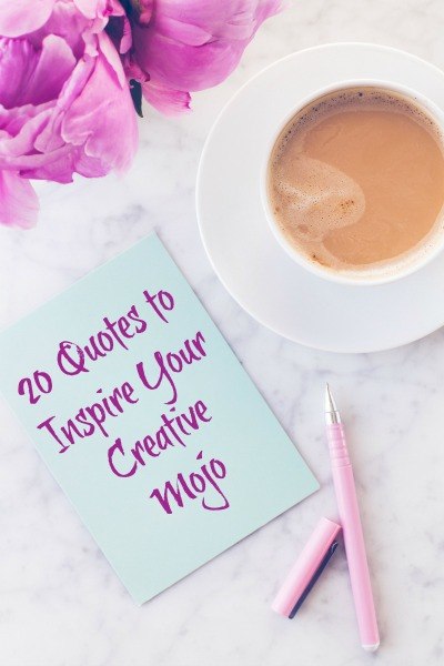 20 creative quotes