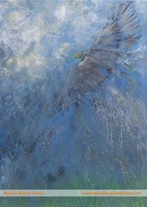 Marion Boddy-Evans Eagle
