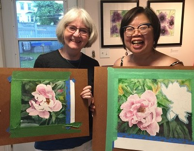 Peony Workshop Results