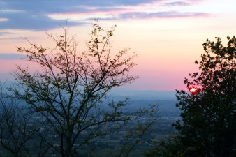 Assisi at Sunset