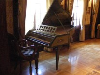 Famous Piano in Club 33