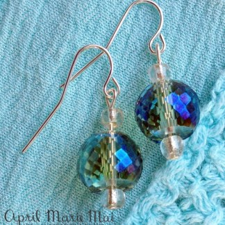 Rustic and Refined Earrings