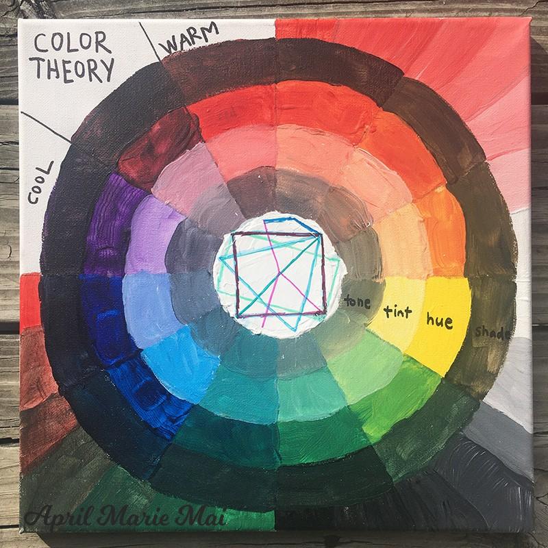 Colorful Paper Collage Workshop - **Postponed**