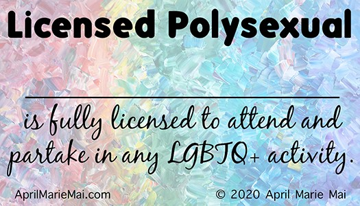 Licensed Polysexual