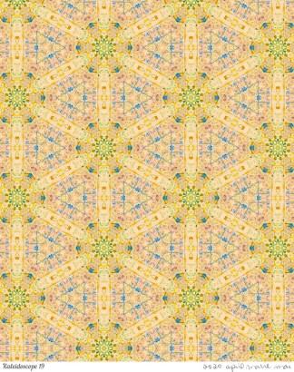 Kaleidoscope 19 Print