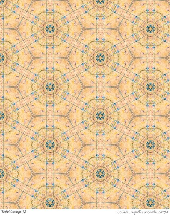 Kaleidoscope 23 Print