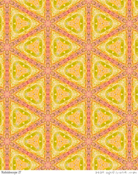 Kaleidoscope 27 Print