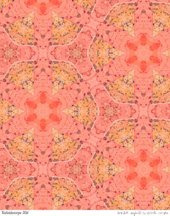 Kaleidoscope 30 Detail Print