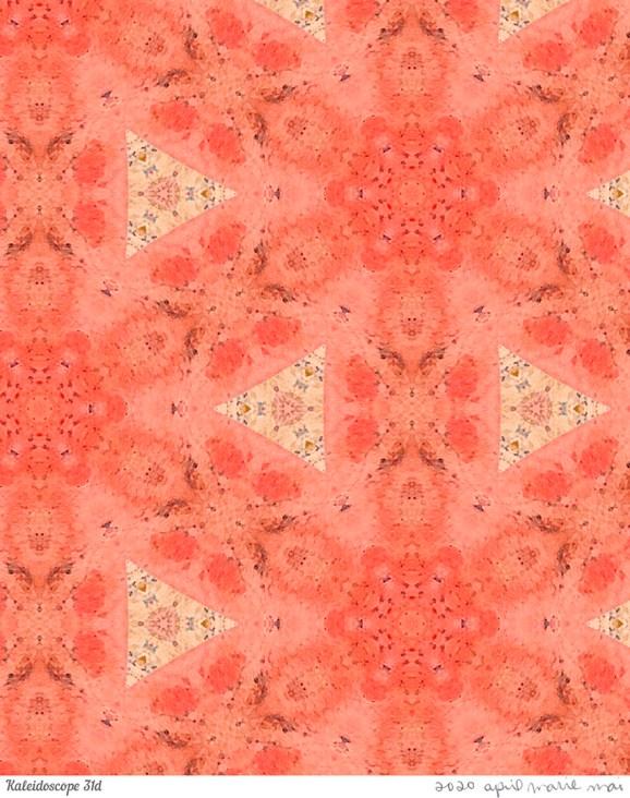 Kaleidoscope 31 Detail Print
