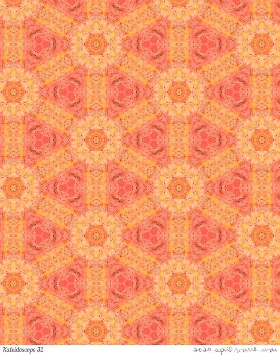 Kaleidoscope 32 Print