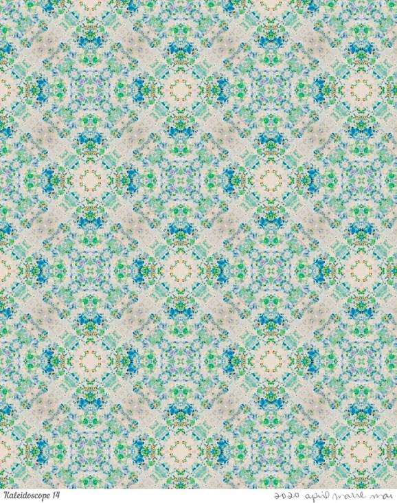 Kaleidoscope 14 Print