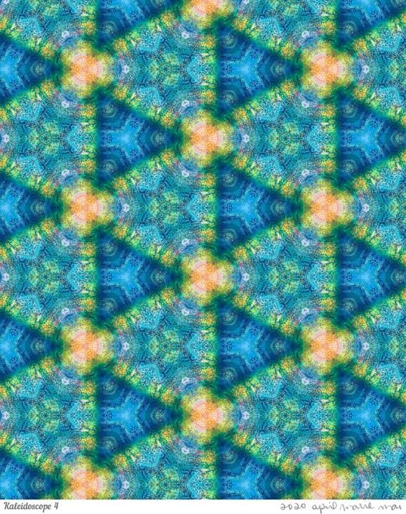 Kaleidoscope 4 Print