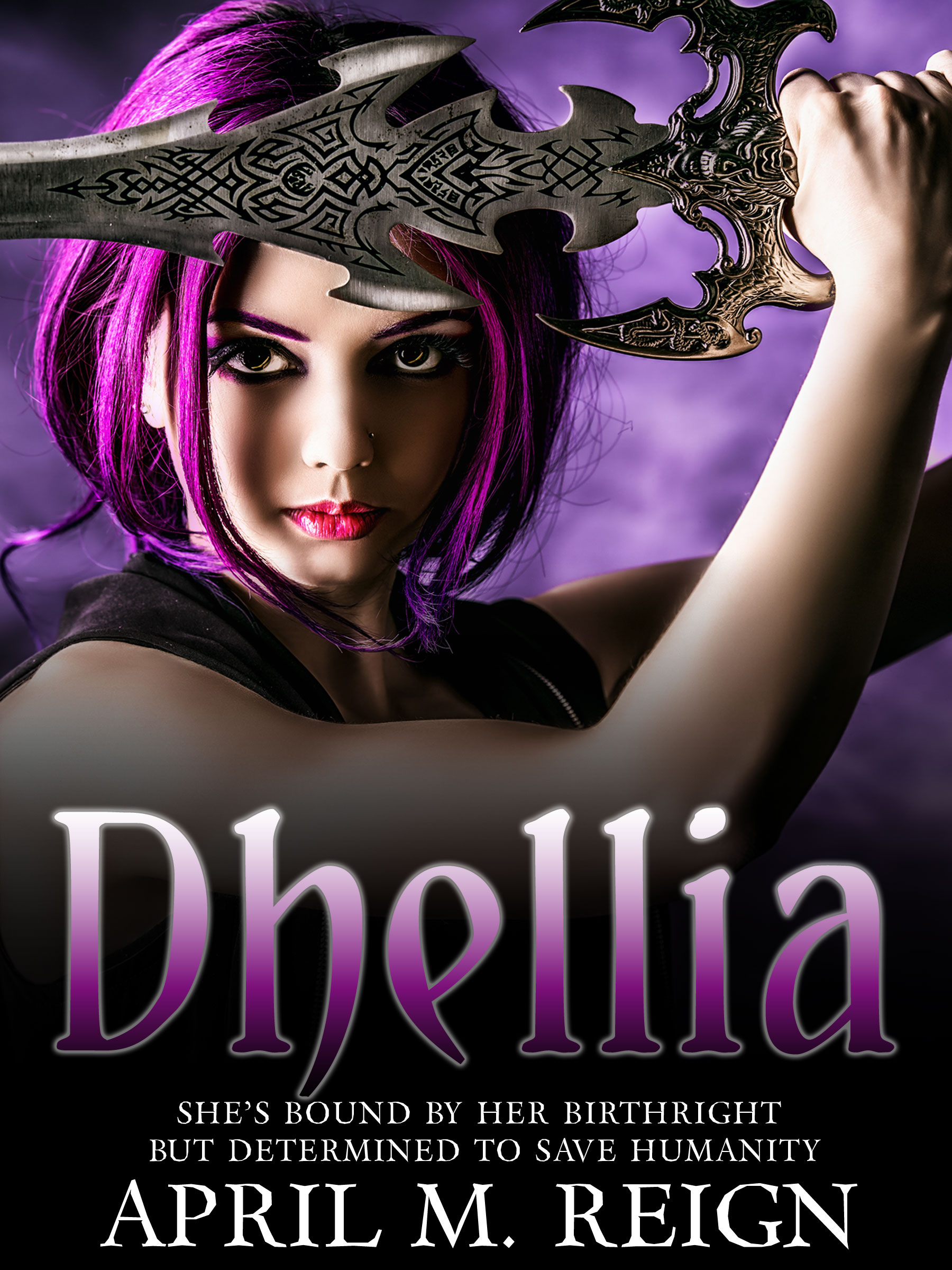 Dhellia book one