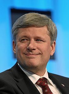 Stephen Harper – He's Not In It For You!