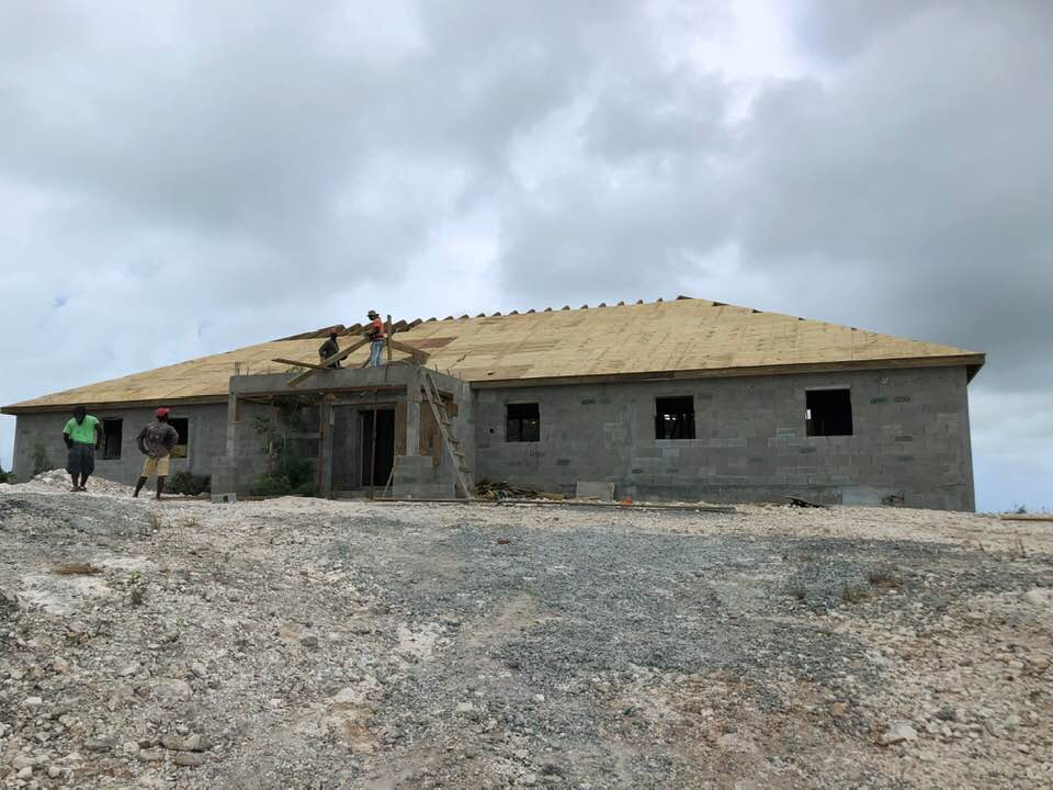 Turks and Caicos Drug Prevention Foundation halfway house project Providenciales