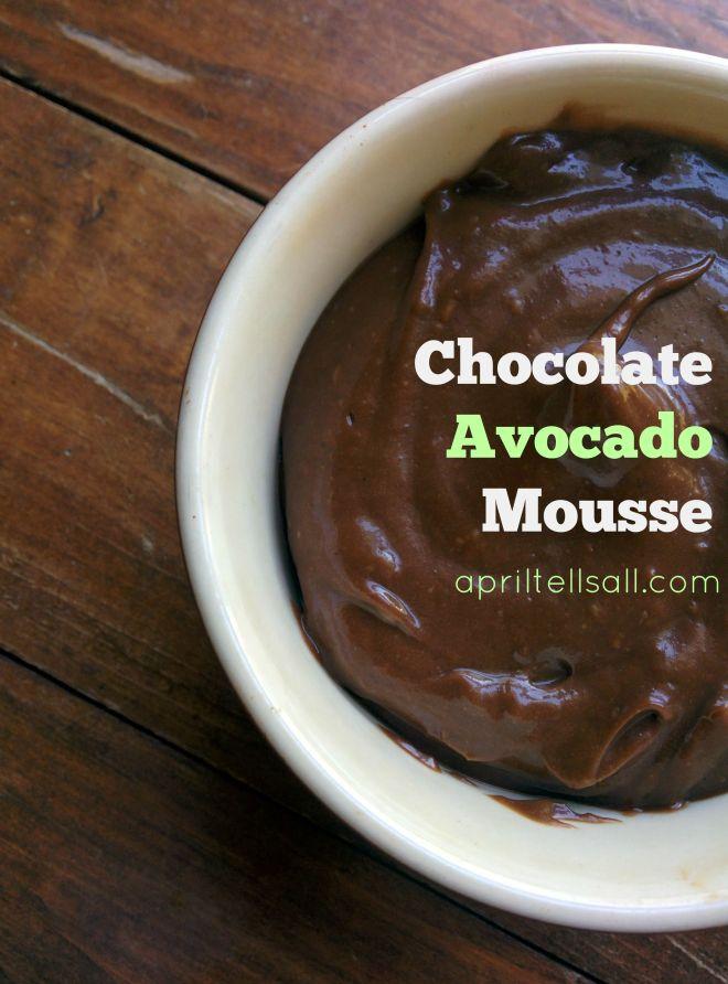 chocolateavocadomousse