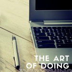 The Art of Doing Everything